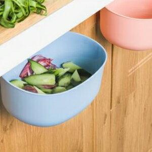 美麗大街【BF118E22E872】廚房垃圾桶 櫥櫃門掛式雜物桶 塑料收納盒雜物盒