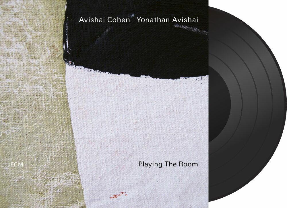 艾維沙伊.科恩/約拿森.艾維沙伊:玩轉空間 Avishai Cohen  /  Yonathan Avishai: Playing The Room (Vinyl LP) 【ECM】 1