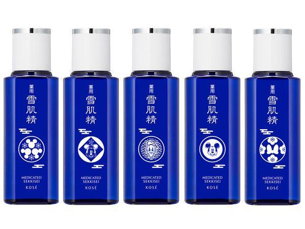 KOSE 高絲 雪肌精化妝水100ml(迪士尼款) 公司貨單瓶  效期2023【淨妍美肌】