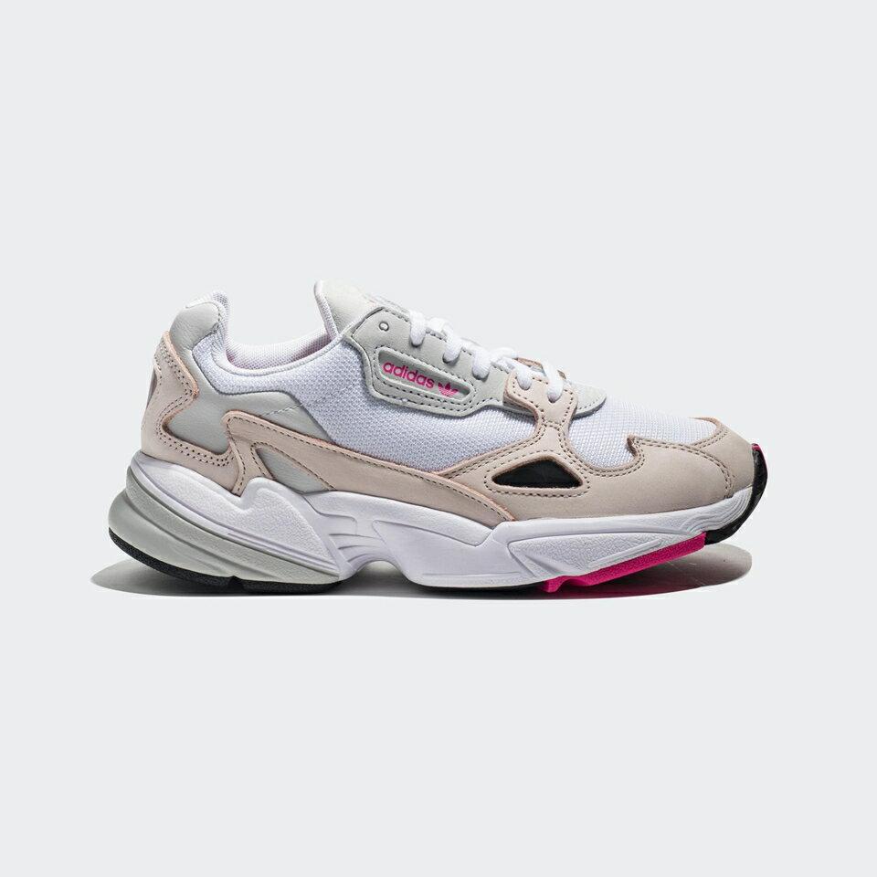 【ADIDAS】FALCON W 白粉 經典鞋 復古鞋 休閒鞋  慢跑鞋 女 訂價3690 DB2763 (Palace store) 2