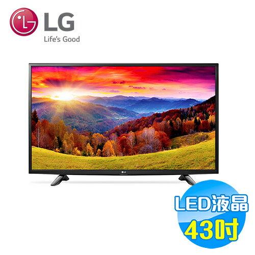 LG 43吋 FHD LED 液晶電視 43LH5100