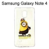 小小兵手機殼及配件推薦到小小兵透明軟殼 [YELLOW] Samsung Galaxy Note 4 N910U【正版授權】就在利奇通訊推薦小小兵手機殼及配件