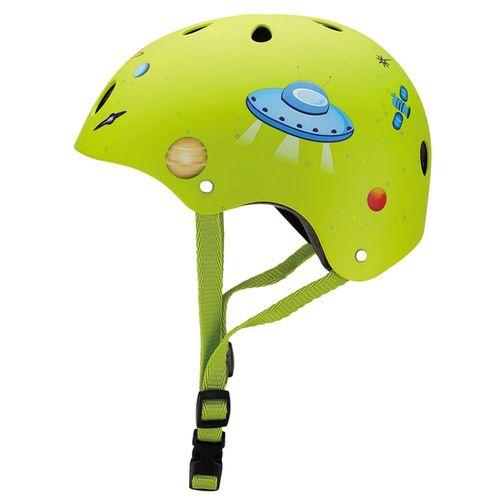 Globber哥輪步安全帽(太空綠火箭綠)★衛立兒生活館★