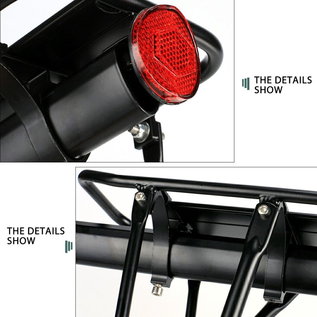 Practical 50 Kg Capacity Bike Rear Racks Bicycle Back Carriage 5