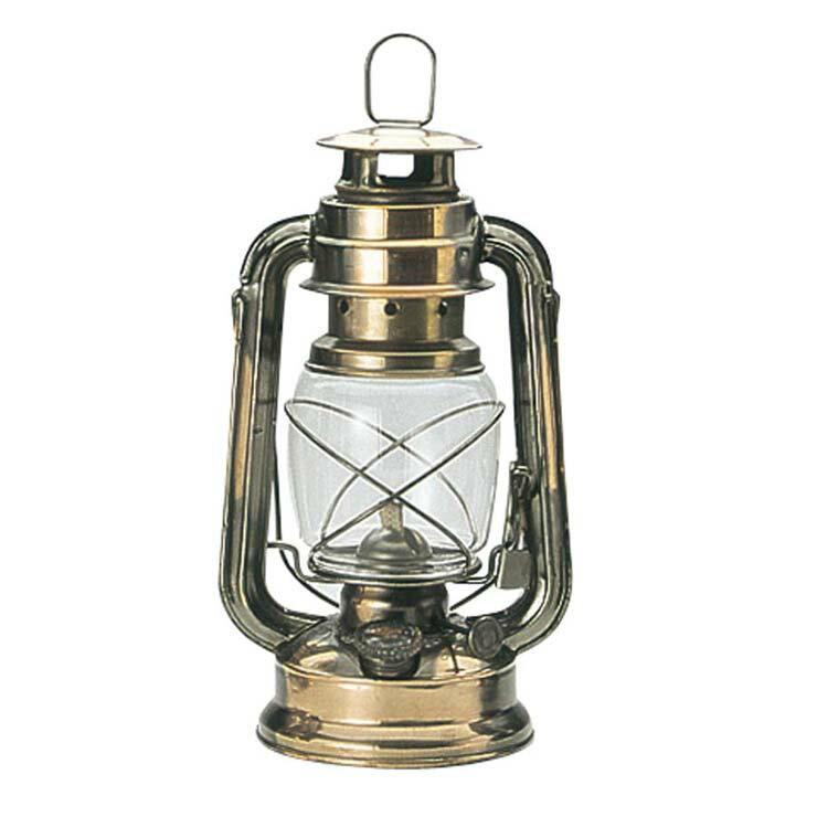 [阿爾卑斯戶外/露營]土城 鹿牌復古油燈/煤油燈/夜燈Captain Stag M-8356 1