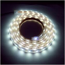 OutdoorBase接USB行動電源 LED燈條(白光)-23212