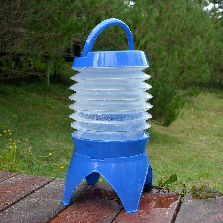 伸縮折疊蓄水桶5公升 DE0057 [阿爾卑斯戶外/露營] 土城 - 限時優惠好康折扣