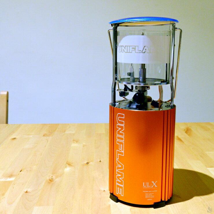 UNIFLAME UL-X橘色版卡式瓦斯燈620229