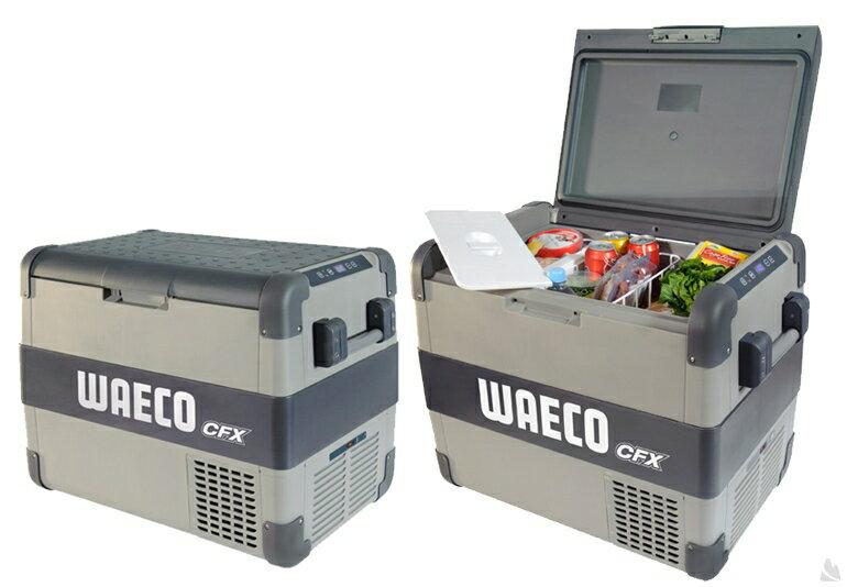 WAECO 65公升壓縮機行動冰箱 活動隔間版 CFX-65DZ [阿爾卑斯戶外/土城]