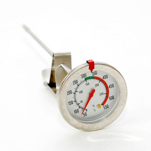 阿爾卑斯戶外用品:Campland荷蘭鍋專用鍋溫油溫度計RV-IRON010