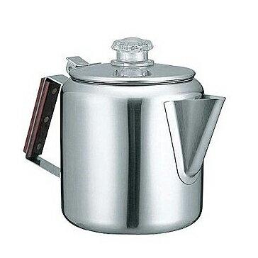 阿爾卑斯戶外用品:三杯份不鏽鋼美式咖啡煮壺450750mlRV-ST270-3