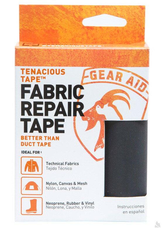 McNett Tenacious Tape強力補丁膠帶(黑色) 7.6 x 50.8 cm, 10689 [阿爾卑斯戶外/露營] - 限時優惠好康折扣