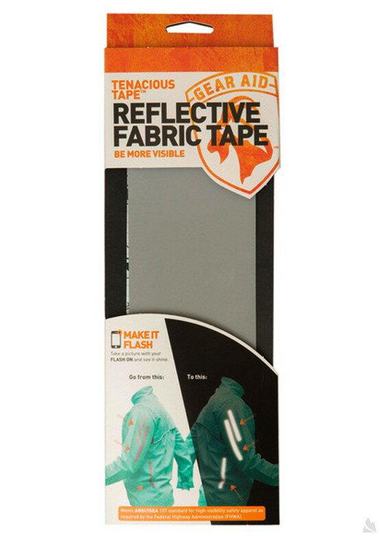 McNett Tenacious Tape反光貼片7.6 x 50.5 cm, 10780 [阿爾卑斯戶外/露營] 土城 - 限時優惠好康折扣