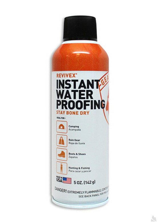 McNett ReviveX Instant Waterproofing乾式防撥水噴劑142g, 20420 [阿爾卑斯戶外/露營] - 限時優惠好康折扣