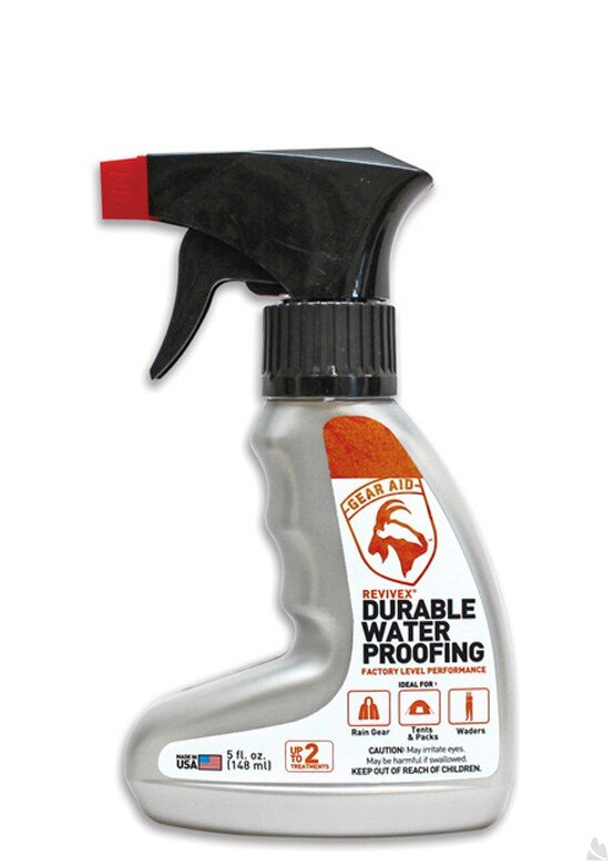 McNett ReviveX Spray on Water Repellent防撥水噴劑147ml, 36211 [阿爾卑斯戶外/露營] 土城