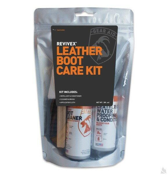 McNett ReviveX Leather Boot Care Kit皮革保養組,36771 [阿爾卑斯戶外/露營] 土城 - 限時優惠好康折扣