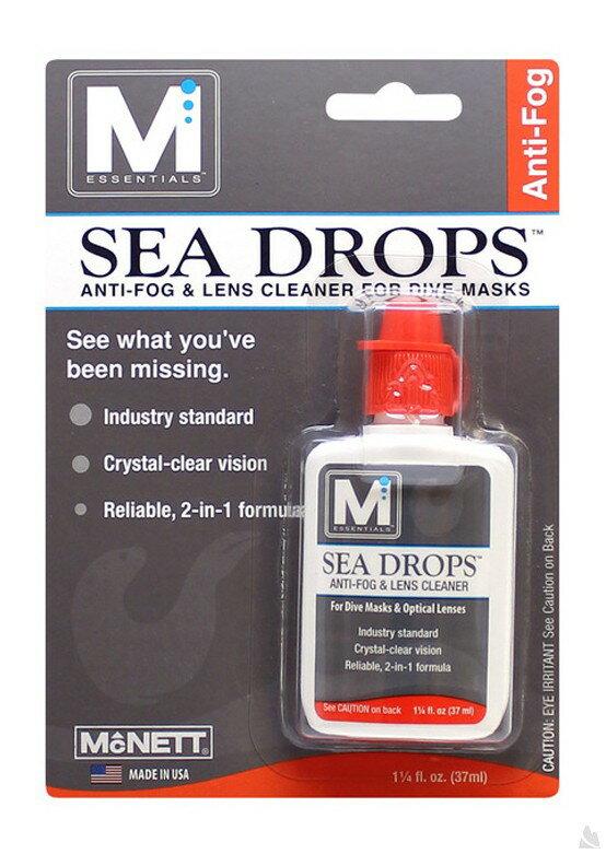 McNett Sea Drops面鏡除霧劑37ml, 40220 - 限時優惠好康折扣
