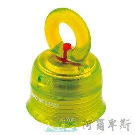 [阿爾卑斯戶外/露營] 土城 日本鹿牌 CAPTAIN STAG 保特瓶燈綠 小夜燈 露營燈 LED燈 UK-3003 - 限時優惠好康折扣