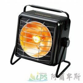 UNIFLAME 屋外用方型暖爐(黑) 電子點火瓦斯暖爐 630037 [阿爾卑斯戶外/露營] 土城 - 限時優惠好康折扣