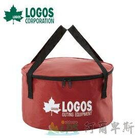 [阿爾卑斯戶外/露營] 土城 LOGOS 荷蘭鍋鍋袋12吋 81062216B