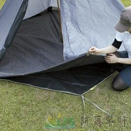 [阿爾卑斯戶外/露營] 土城 LOGOS 帳蓬地墊/防潮墊300 71809705