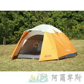 [阿爾卑斯戶外/露營] 土城 LOGOS 桔楓300FR-IZ帳篷(台灣限定款)71801725TW-O - 限時優惠好康折扣