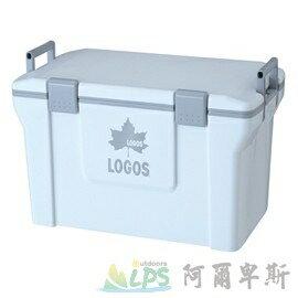 [阿爾卑斯戶外/露營] 土城 LOGOS 冰桶 行動冰箱35L(白) 81448032 - 限時優惠好康折扣