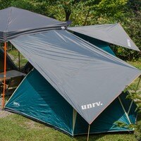 露營帳篷推薦到延伸布UNRV 第六代27秒速搭帳用 小天幕  AB0009就在阿爾卑斯戶外用品推薦露營帳篷