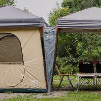 露營帳篷推薦到連接布UNRV 第六代27秒速搭帳用帳帳相連遮雨遮陽  AB0010就在阿爾卑斯戶外用品推薦露營帳篷