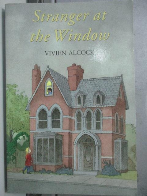 【書寶二手書T2/原文小說_OCB】Stranger at the Window_Vivien Alcock