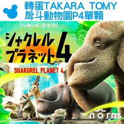 【轉蛋TAKARA TOMY戽斗動物園P4單顆】Norns 日本扭蛋公仔戽斗星球 熊貓之穴 厚到星球 扭蛋星球 第4彈