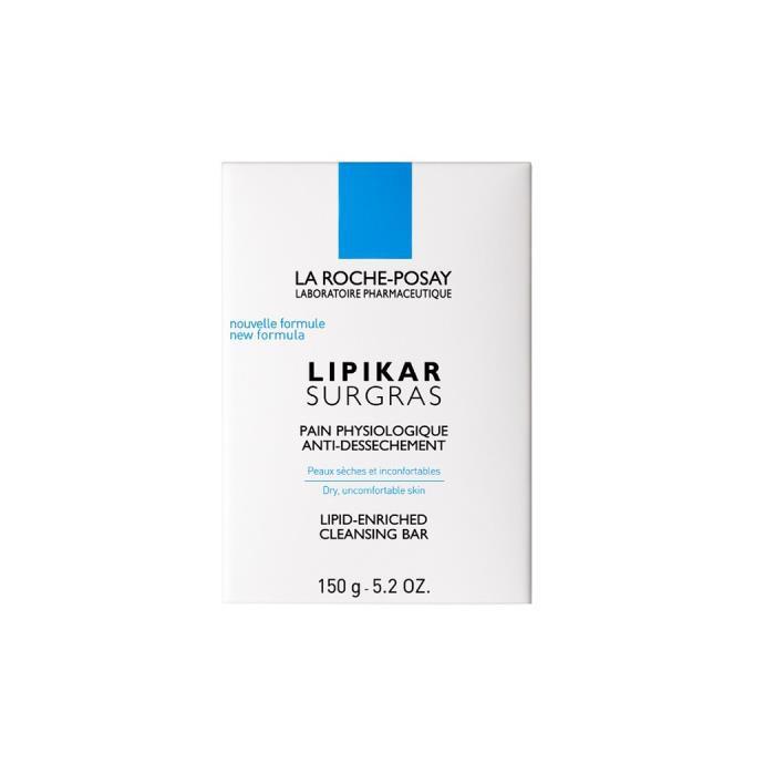 理膚寶水 LAROCHEPOSAY LIPIKAR 滋養皂150g