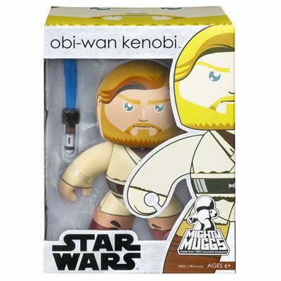 【Playwoods】《公仔模型王》[StarWars/星際大戰/星球大戰]Mighty Muggs-歐比王 肯諾比 Obi-Wan Kenobi