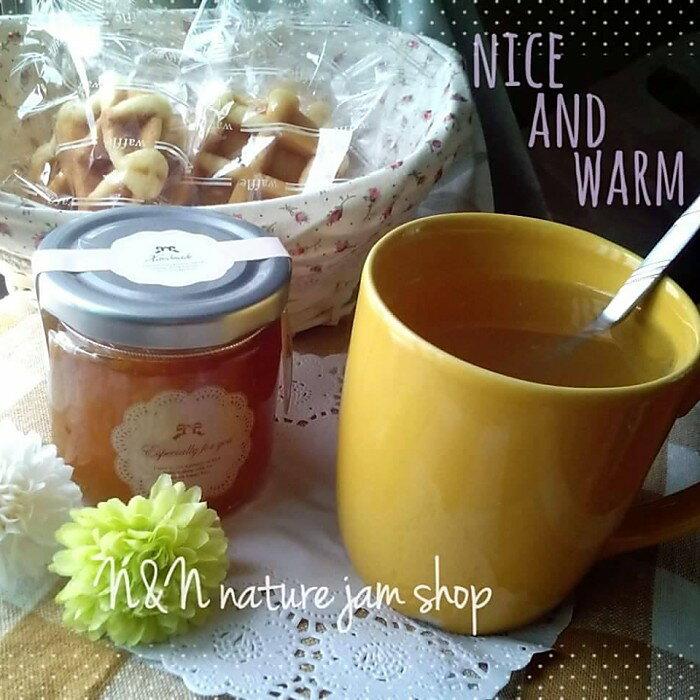 N&N天然手工果醬  蜂蜜柚子口味  50ml(絕無添加防腐劑、人工添加物)
