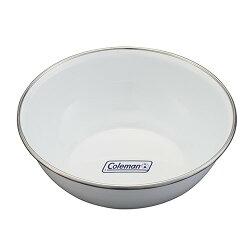 ├登山樂┤美國 Coleman 淨白 好清洗 琺琅碗 風格食器 # CM-32361