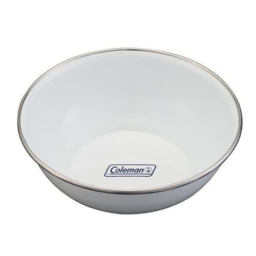 ├登山樂┤美國Coleman淨白好清洗琺琅碗風格食器#CM-32361