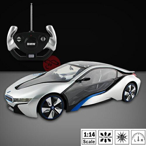 【瑪琍歐玩具】 1:14 BMW I8 遙控車