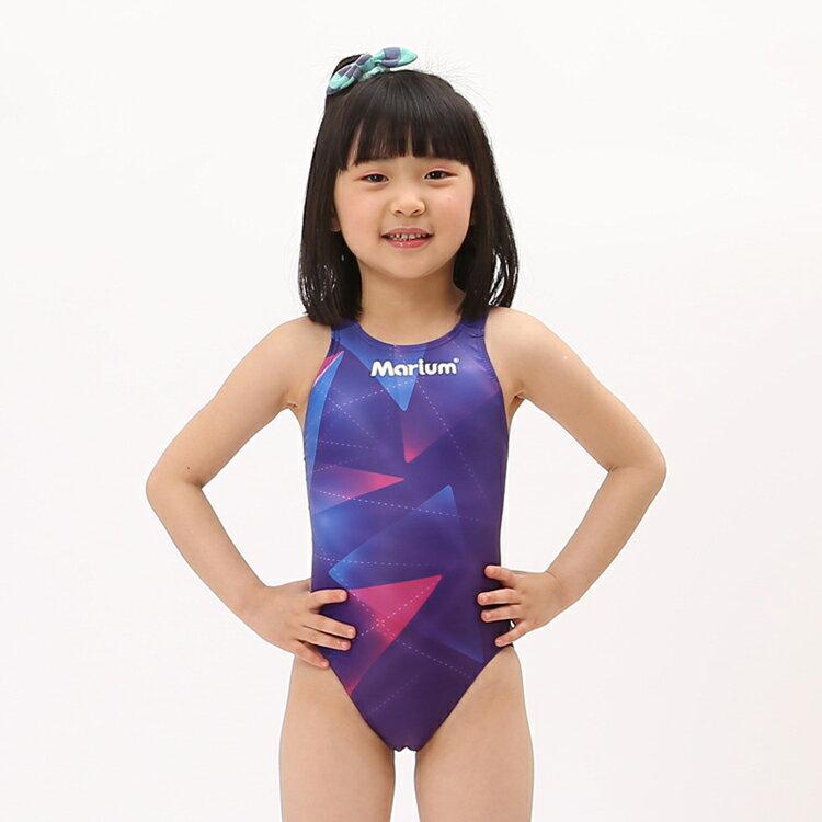 【≡MARIUM≡】小女競賽型泳裝(MAR-6003WJ)