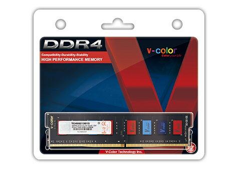 V-Color 全何  DDR4 2133 8GB 8G/D4/2133 炫彩桌上型記憶體