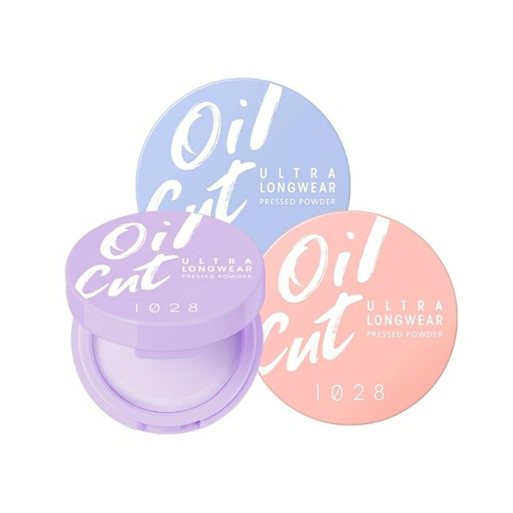 1028 Oil Cut!超吸油蜜粉餅(5g) 款式可選【小三美日】◢D018967