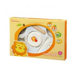 小獅王辛巴 Simba 七件組食物調理器料理器 研磨器 副食品【六甲媽咪】