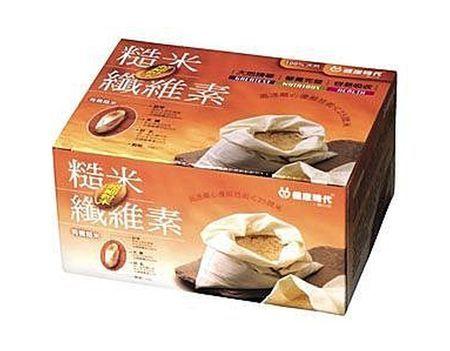 【健康時代】糙米纖維素超細粉末(36包/盒)