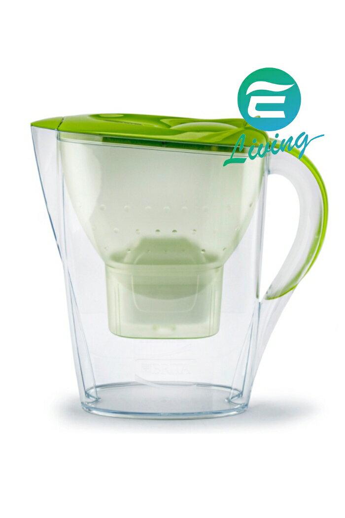 BRITA Marella XL 3.5L 濾水壺+濾心1個 綠色 #82819