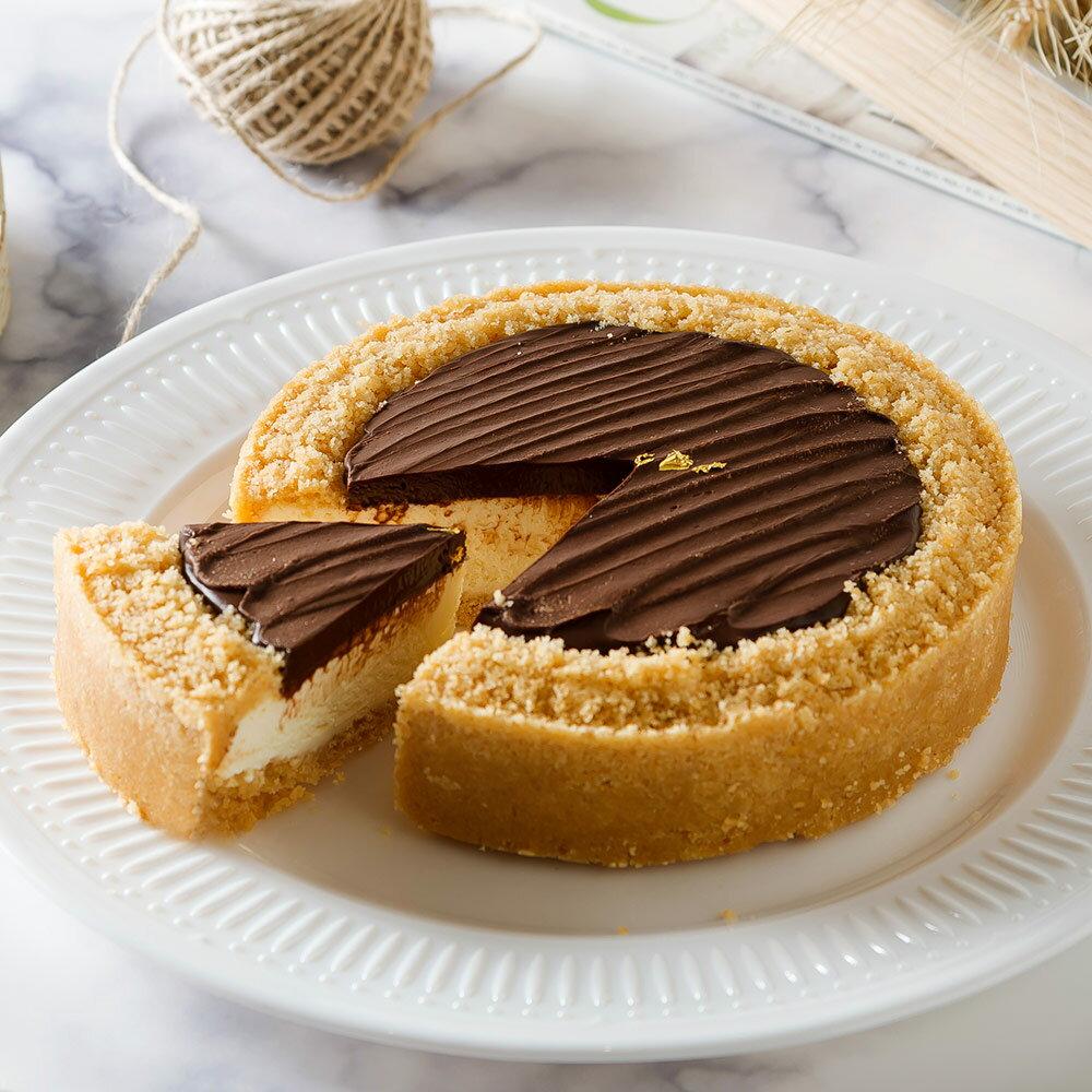 艾波索【比利時巧克力乳酪6吋】蘋果日報蛋糕評比冠軍!🏆 2019蘋果日報評比母親節蛋糕推薦 | 母親節蛋糕  網購蛋糕 1