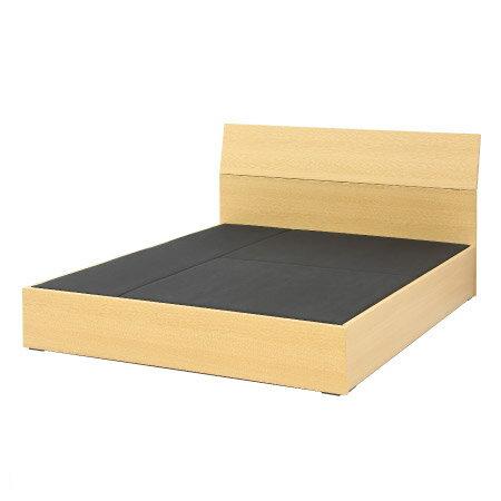 ◎雙人床座 床架 附抽屜 T-BENT BOX NA NITORI宜得利家居 2