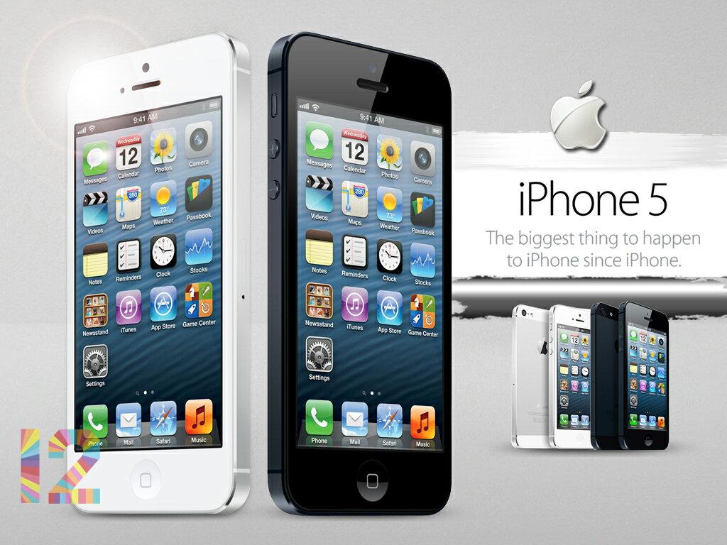 ~Apple 品~iPhone 5 32GB 智慧型手機^(加送皮套^)