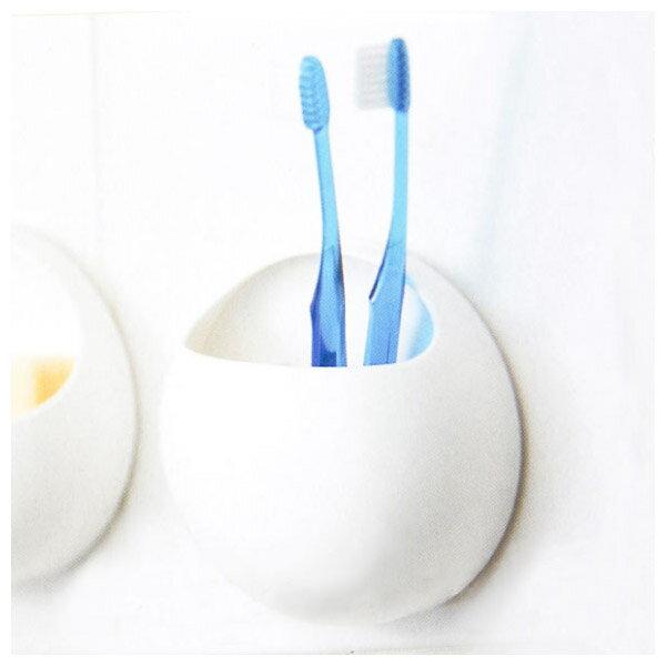 吸盤式牙刷架basupoNITORI宜得利家居
