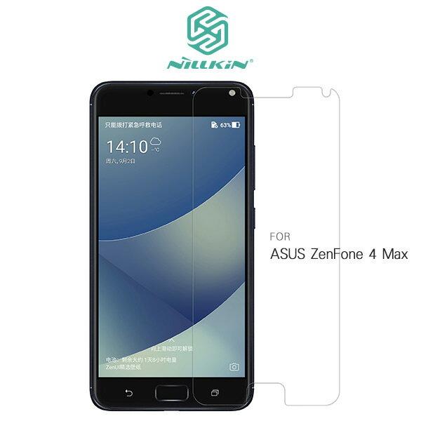 強尼拍賣~NILLKINASUSZenFone4MaxZC554KL超清防指紋保護貼含鏡頭貼螢幕膜ZF4M