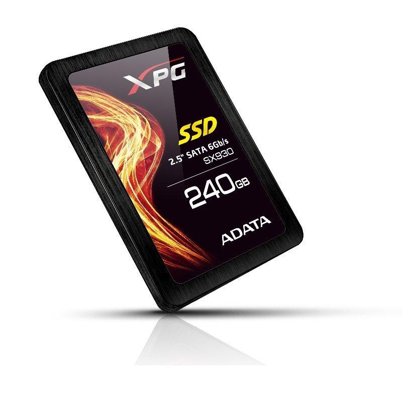 【新風尚潮流】威剛 XPG 240G SX930 固態硬碟 讀560寫460 ASX930SS3-240GM-C