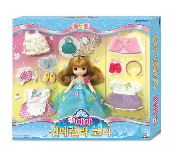 迷你Mimi時裝秀【鯊玩具ToyShark】